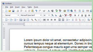 Illustration for article titled Verbum Is a Simple, Theme-Friendly Word Processor for Windows