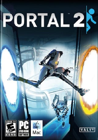 Illustration for article titled Score Portal 2 and the Orange Box for just $4 each today