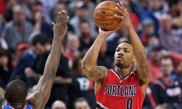 Damian Lillard goes off, scores 17 points in 3 minutes to beat …