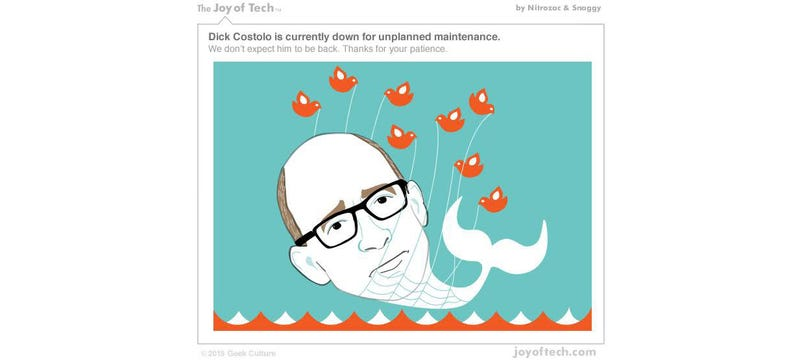 Illustration for article titled If Only This Was a Real Twitter Error Message