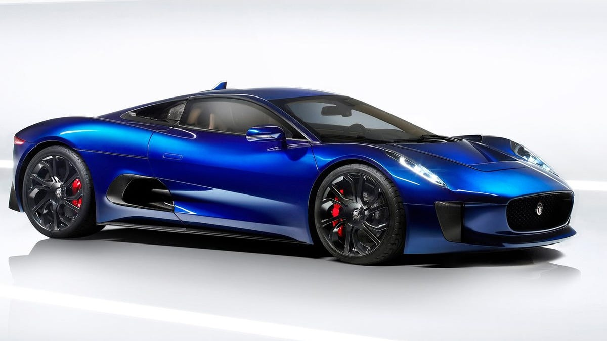 It S A Miracle Jaguar C X75 James Bond Car Exists At All And Freaking Amazing To Drive