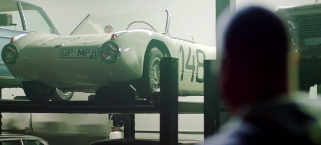 This Secret Car Collector Owns 50 Percent Of The BMW 700 RS Population