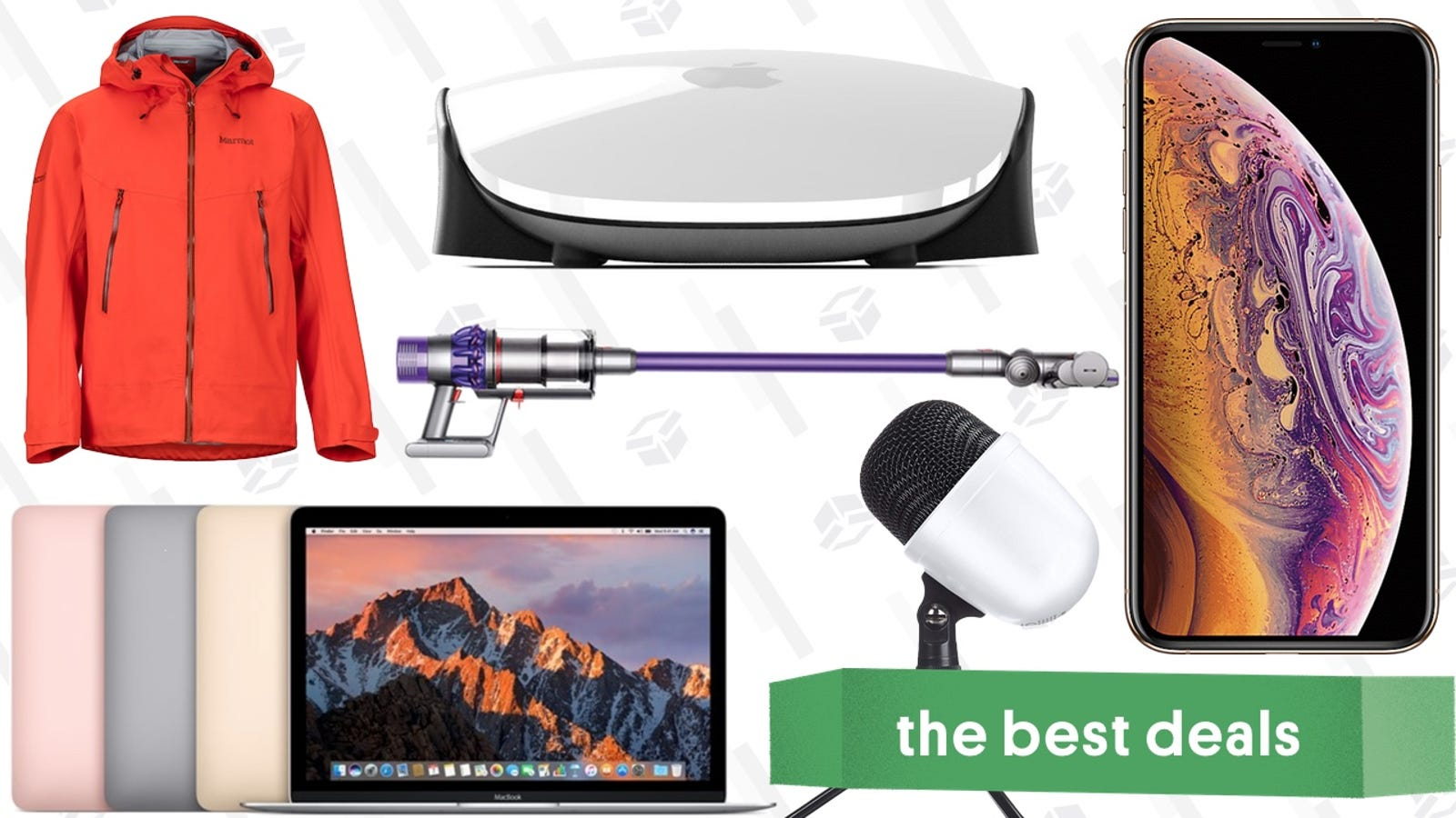 Friday's Best Deals: New iPhones, Cheaper MacBooks, Dyson Vacuum, and More