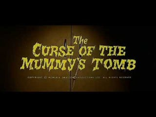 Illustration for article titled Svengoolie: The Curse of the Mummy's Tomb (1964)