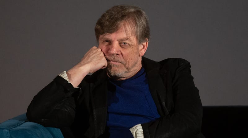 "Illustration for article titled Mark Hamill thinks there's a ""possibility of Star Wars fatigue"""
