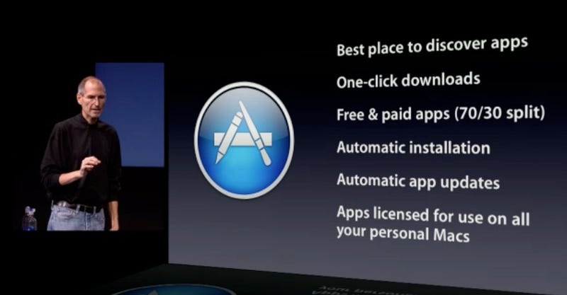 Illustration for article titled App Store is Coming to Mac
