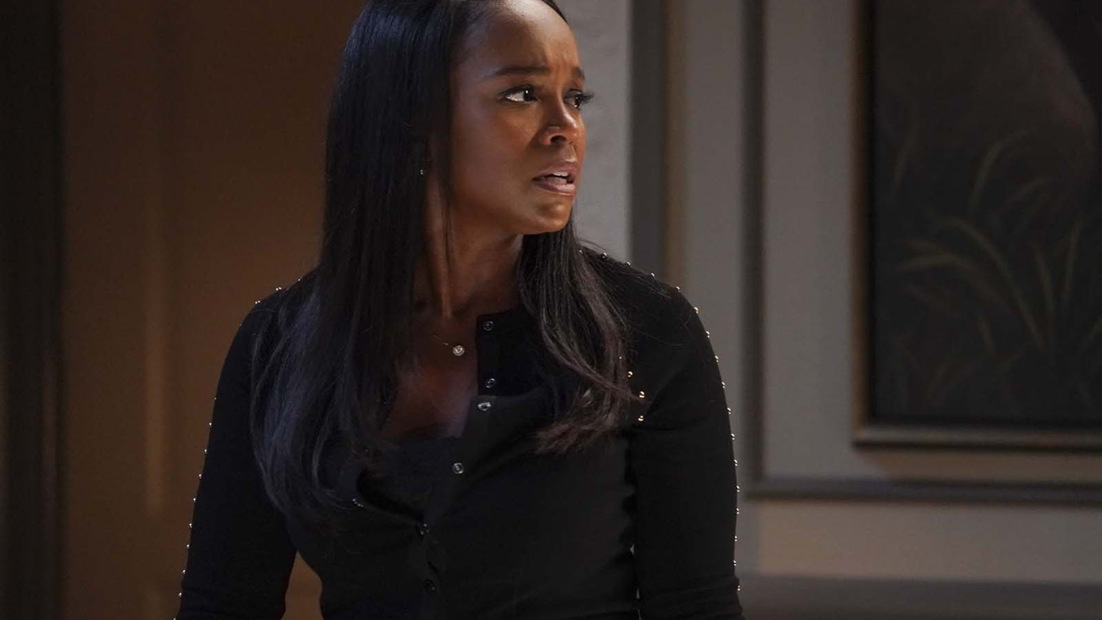 Aja Naomi King shines in a grim How To Get Away With Murder