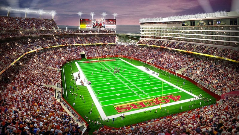 Illustration for article titled Santa Clara And Houston Will Host The 2016 And 2017 Super Bowls