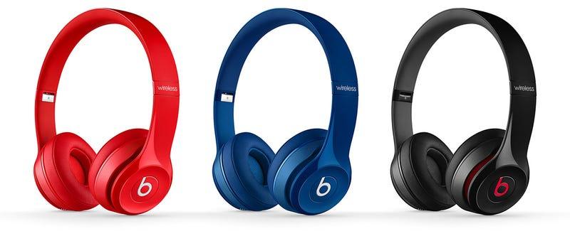 Los auriculares más populares de Beats, ahora sin cables