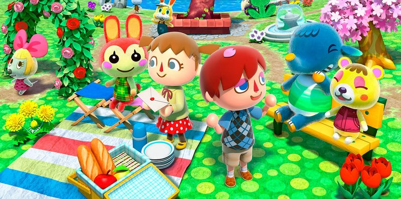 Illustration for article titled The Maddening Quest To Get My Animal Crossing Villagers To Move Out