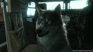 Illustration for article titled Metal Gear Solid V: The Phantom Pain Will Let You Recruit A Wolf