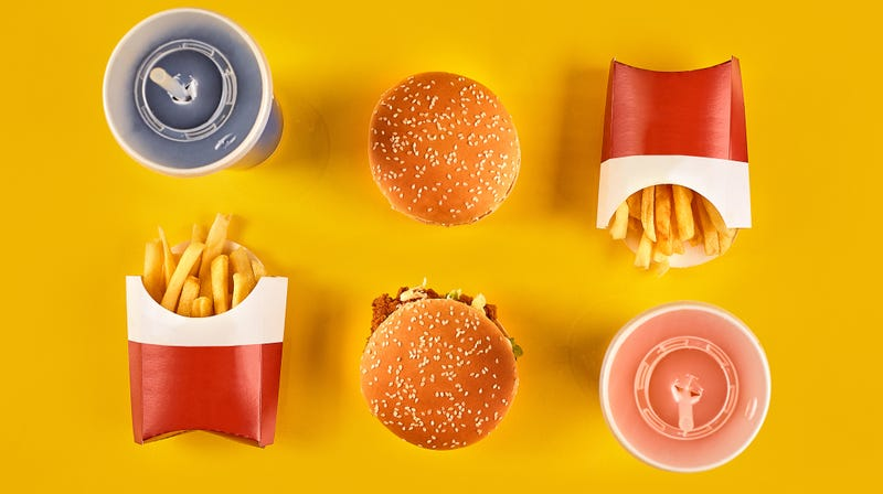 Illustration for article titled Despite value deals, fast-food prices are on the rise