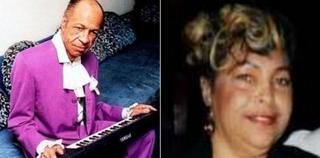 Prince's parents, John Lewis Nelson and Mattie Della BakerGeni.com