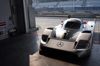 Illustration for article titled Mercedes C11: To Come Full Circle in Silver Arrows