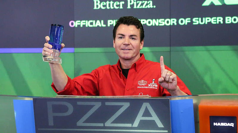 Illustration for article titled We may finally be nearing the end of the Papa John's saga