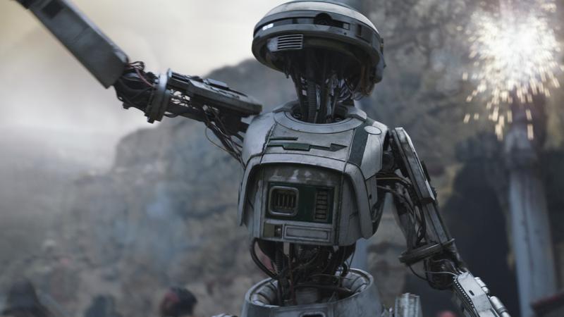 L3-37, a droid.