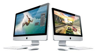 Illustration for article titled Apple's New iMacs Add Thunderbolt, More Graphics Muscle, and Monster Quad-Core Guts