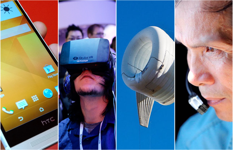Illustration for article titled Cuevas, Oculus Rift, HTC One M8 y vikingos, lo mejor de la semana
