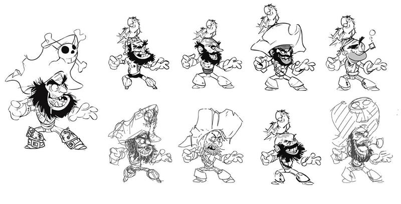 Illustration for article titled Designing A Fighting Game's Roster