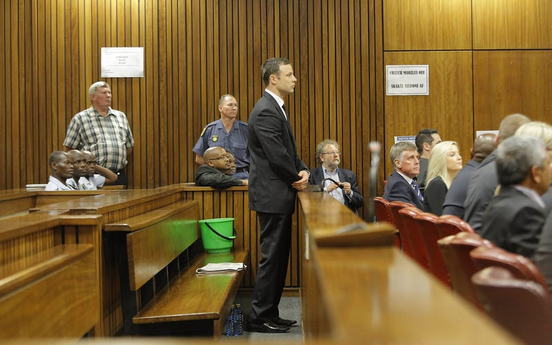 Illustration for article titled Oscar Pistorius Cleared Of Most Serious Charges