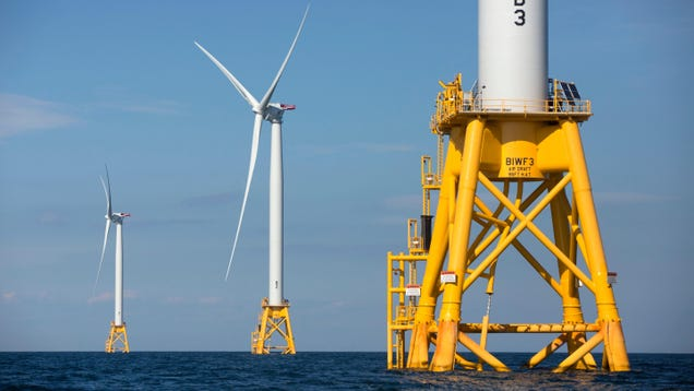 A Solar Company Is Suing to Stop the U.S.'s First Big Offshore Wind Project