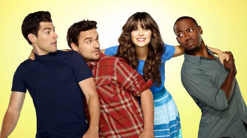 Illustration for article titled New Girl's editing team gave the show's comedy and drama its punch