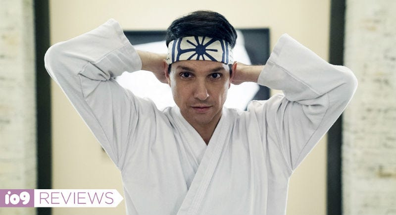 Ralph Macchio is back as Daniel LaRusso in YouTube Red's Cobra Kai.