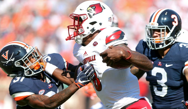 Pascagoula standout's TD the difference in Louisville win