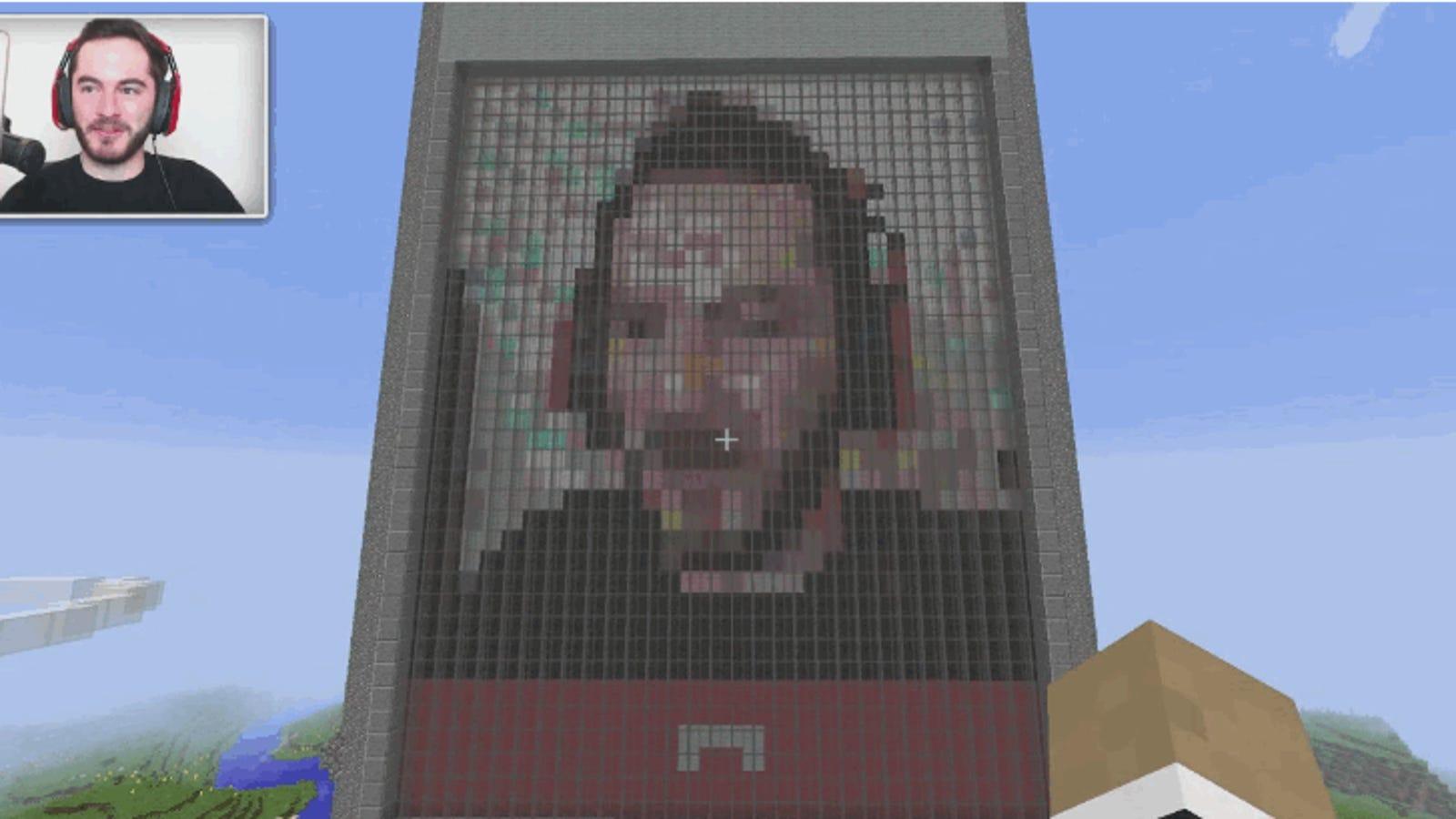 Construye un smartphone funcional en Minecraft que puede hasta hacer llamadas