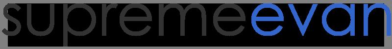 SupremeEvan logo