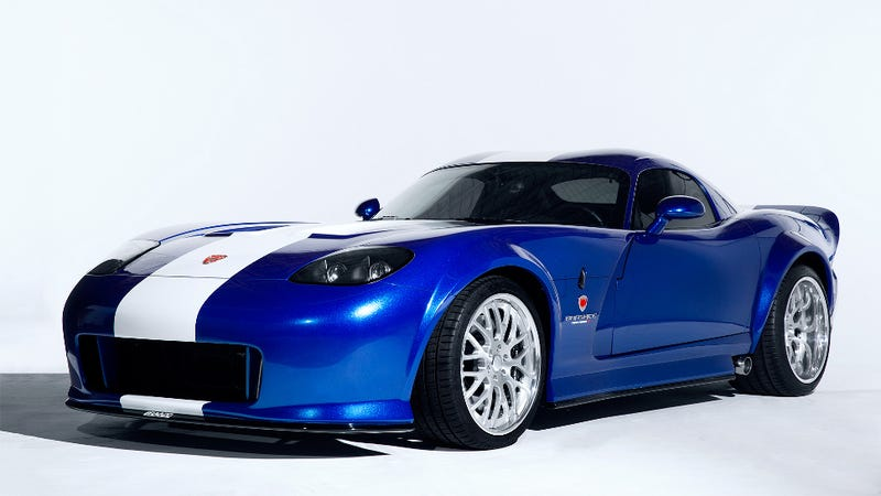 Illustration for article titled GTA's Banshee Supercar Now Has An Amazing Real-Life Counterpart