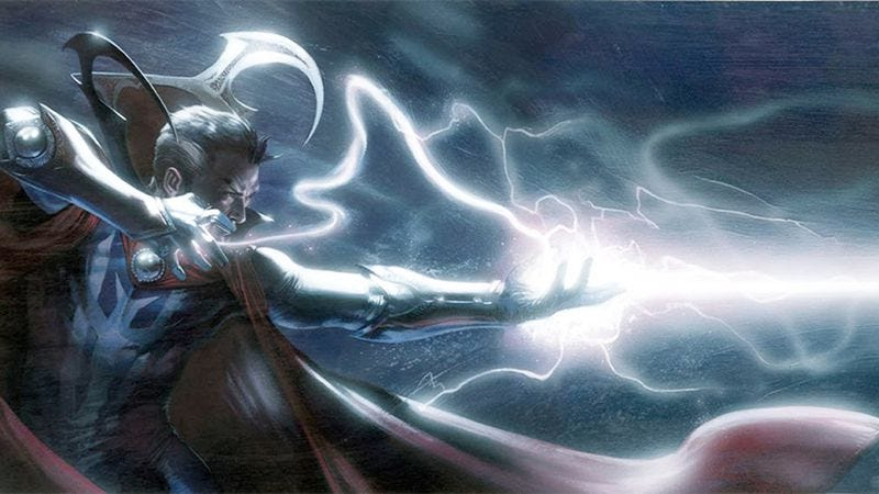 Illustration for article titled The director of Sinister is taking on Marvel's Doctor Strange