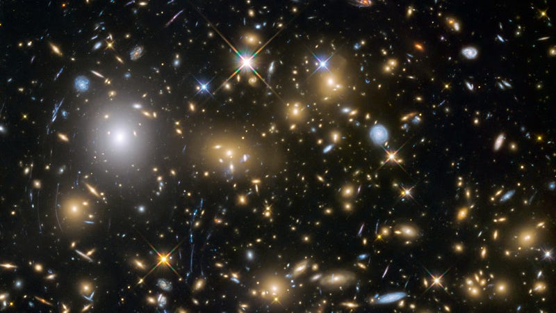 These Are Some of the Most Ancient and Distant Galaxies Ever Discovered—And They're Glorious