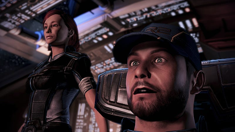 Illustration for article titled Here Are the New Mass Effect 3 Endings You Requested