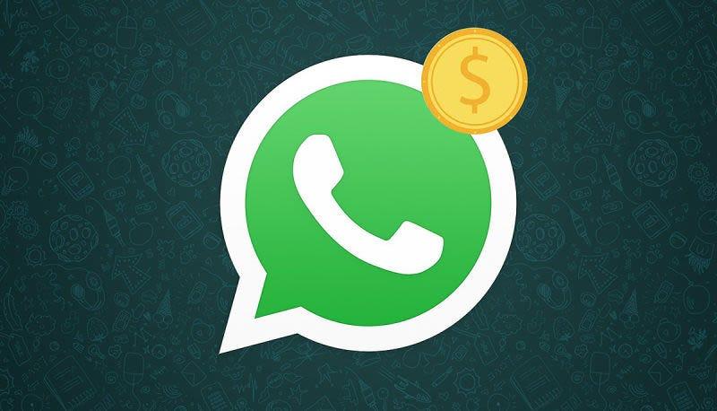 Resultado de imagen para whatsapp dinero