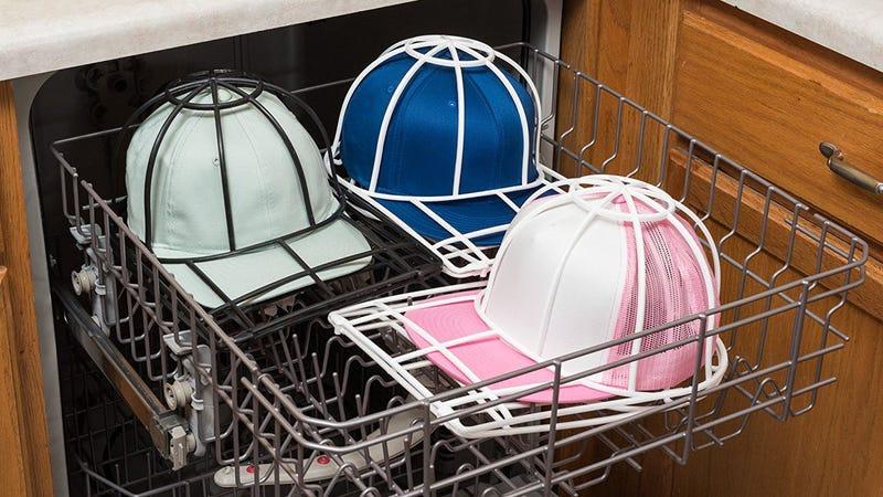 Ballcap Buddy Cap Washer | $5 | Amazon