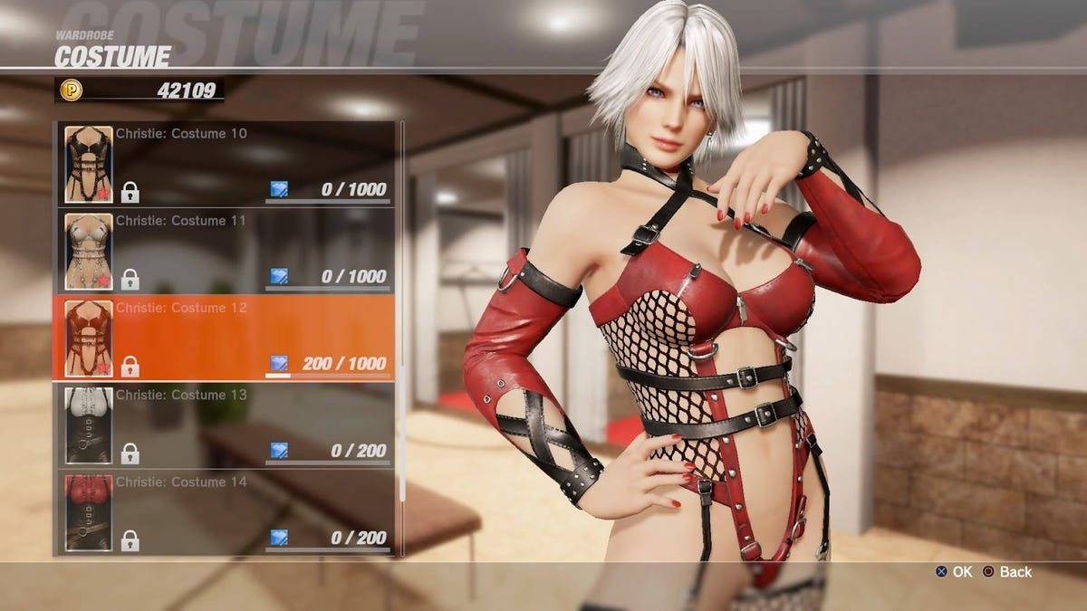 Dead Or Alive 6: The Kotaku Review