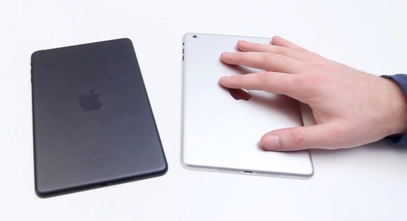 Illustration for article titled iPad Mini 2: ¿el mismo por fuera y renovado por dentro?
