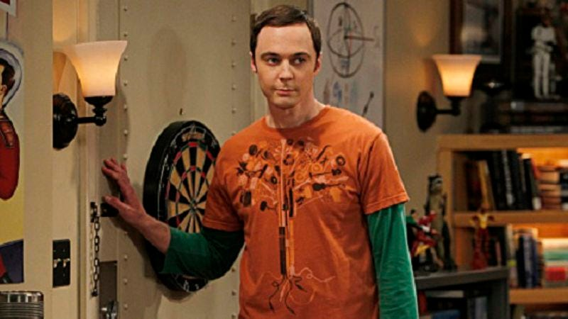 """Illustration for article titled The Big Bang Theory: """"The Toast Derivation"""""""
