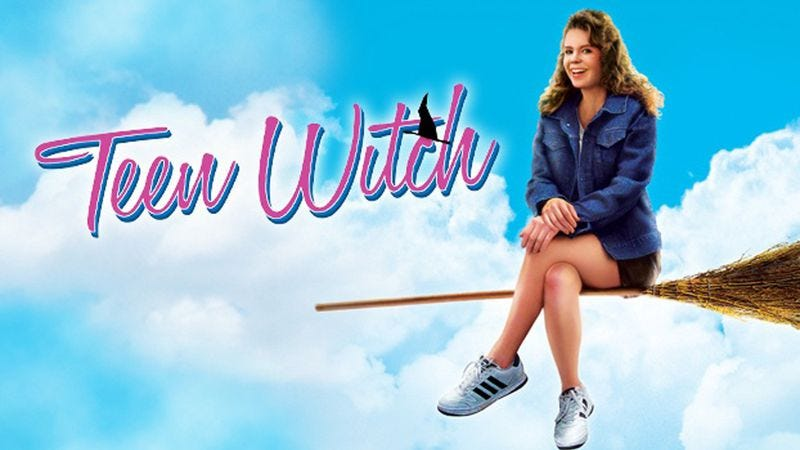 Illustration for article titled 25 years later, Teen Witch is still fun, and a little ridiculous