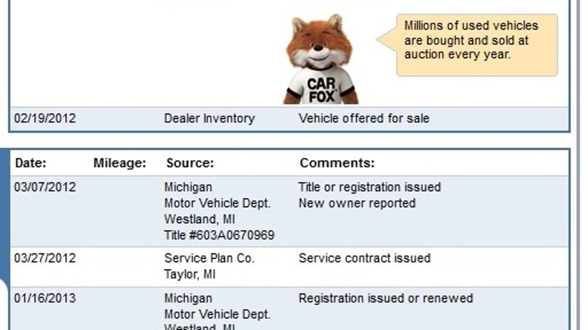 What Does Manufacturer Buyback Mean >> How Carfax Doesn T Protect You From Buying A Used Lemon