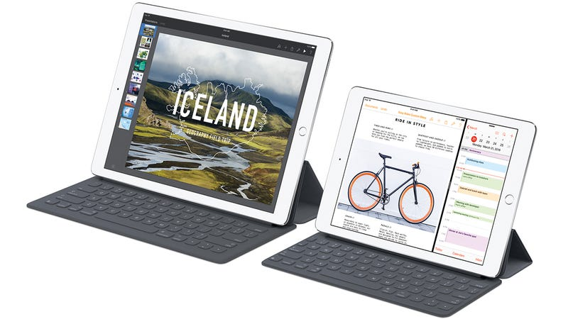 Illustration for article titled The iPad Pro Just Got Much Smaller