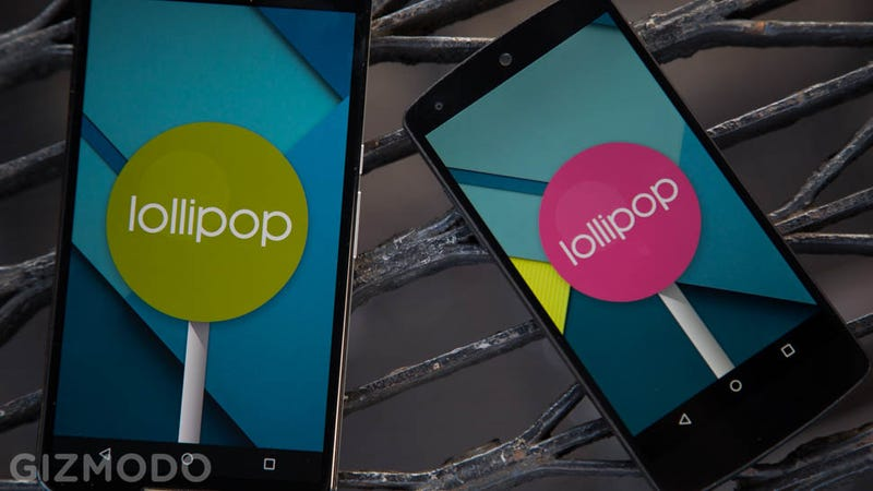 Illustration for article titled You Can Get Android Lollipop's Best Feature on Older Android Phones