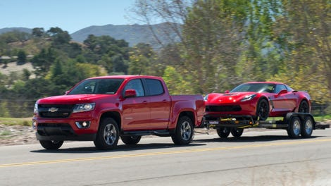 The Chevy Colorado Zr2 Is Your Mid Sized Diesel Ford