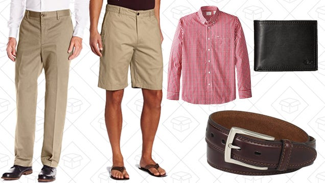 Get Your Khakis (and More) During Amazon's One-Day Dockers Sale