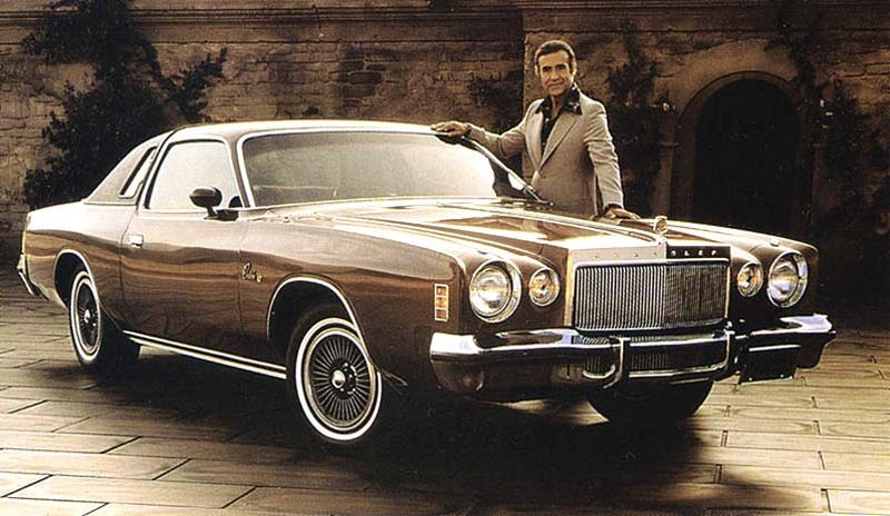 Image result for ricardo montalban chrysler