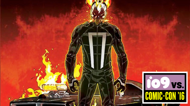 Illustration for article titled Ghost Rider Is Coming to Agents of SHIELD