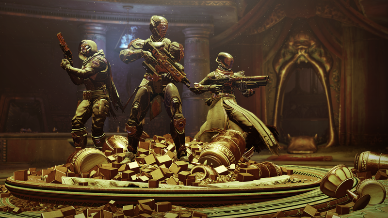 Illustration for article titled Destiny 2's Latest Exploit Lets You Farm Materials By Doing Nothing