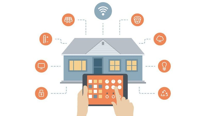 Illustration for article titled Here Are the Digital Gadgets Revamping Analog Homes