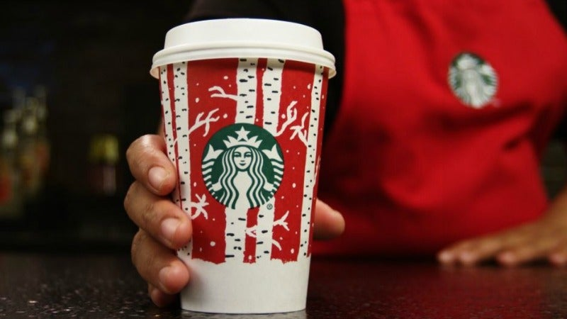 How to Get Free Starbucks Coffee During the Holiday Season